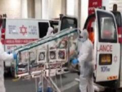 Израиль: число тяжелых случаев COVID-19 выросло в 2 раза
