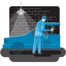 ФНС России пояснила налогообложение угнанных автомобилей