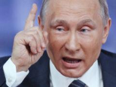 Путин предложил повысить подоходный налог с 13 до 15 процентов при доходах свыше 5 млн рублей