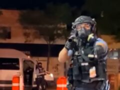 Раскрыты подробности нападения полицейских в США на репортеров Первого канала