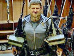 Песков оценил фото Кадырова с пулеметами