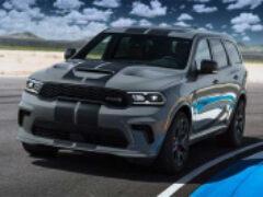 Dodge переключается на 'мускулы' отказываясь от Journey и Grand Caravan