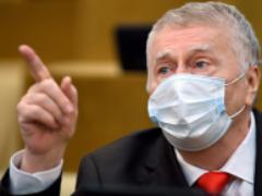 Жириновский заявил о риске военного мятежа в Белоруссии