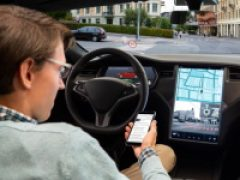 Эксперимент по тестированию автомобилей с функцией автопилота: определен порядок предоставления собственниками отчетности